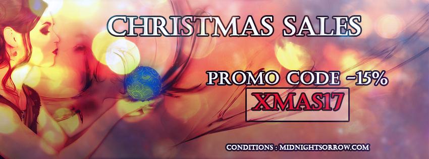 Christmas Sales !