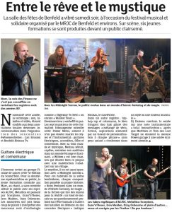 Article Sound'feld 25/04/15