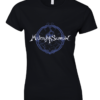 Midnight Sorrow T-shirt femme noir