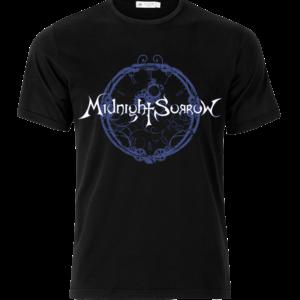 Midnight Sorrow tshirt homme noir